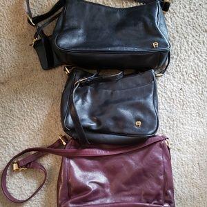 Etienne Aigner (Bundle)3 purse